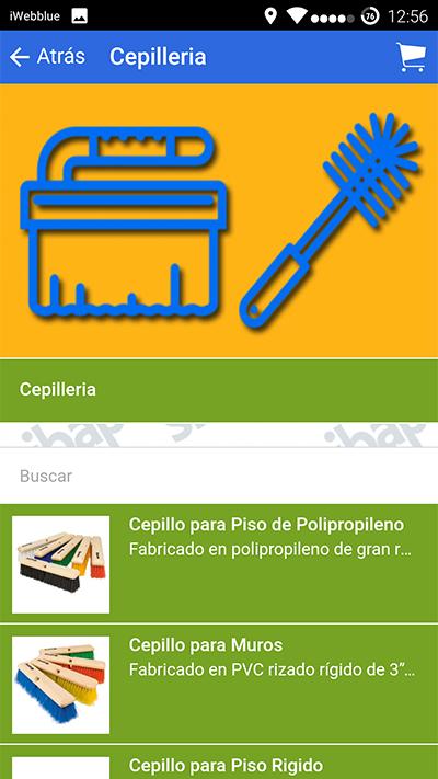 Cepilleria Tienda Online